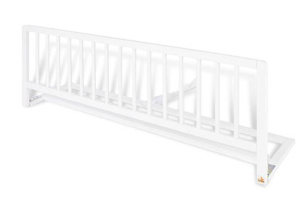 Bettschutzgitter 'Comfort', weiß lackiert