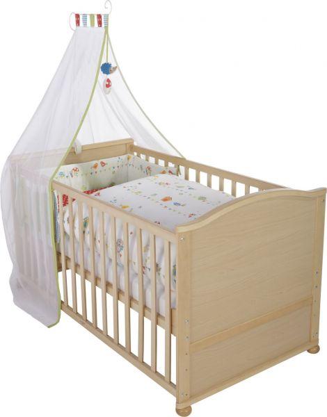 Kombi-Kinderbettset 'Waldhochzeit'