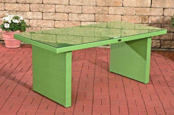 Tisch Avignon 180 cm, grün