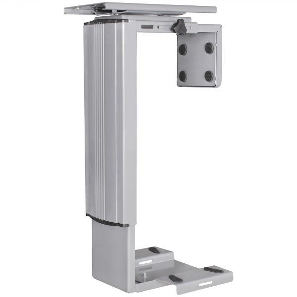 PC-Halter SPM4.010 Silber 360° Drehbar Universal Computerhalterung 38,5 - 52,5 cm