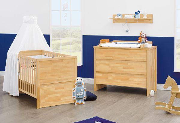 Kinderzimmer Sparset `Fagus` breit, natur | Kinderzimmer > Komplett-Kinderzimmer | Pinolino