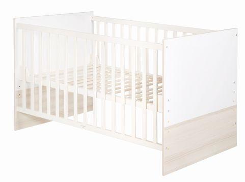 Kombi-Kinderbett 'Martina' weiß