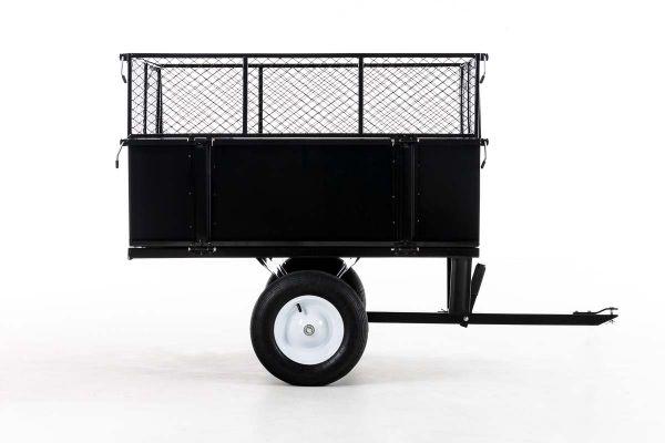 ATV Anhänger , schwarz
