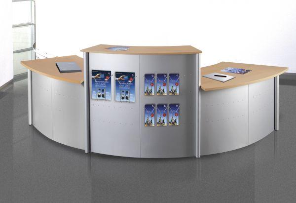 Kompakt-Theke Genua - bis 4m