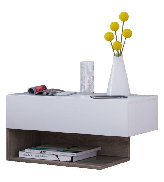 Wandschublade Klado Maxi Weiß Vcm Möbel Günstiger Kaufen Dito24