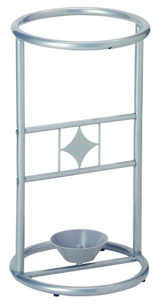 Schirmständer, Alu, Stahl, Ø 53cm