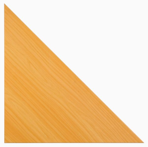 Füllplatte Callcenter 56,6x56,6cm Buche