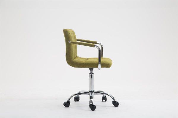 Bürostuhl Lucy V2 Stoff, grün