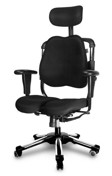 Ergonomischer bürostuhl  ZEN 01 Ergonomischer Bürostuhl, Polyestergewebe Schwarz