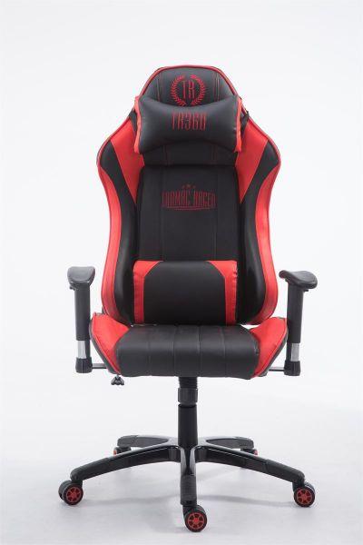 Racing Bürostuhl Shift V2, schwarz/rot