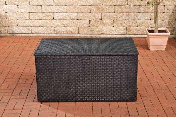 Auflagenbox M, schwarz