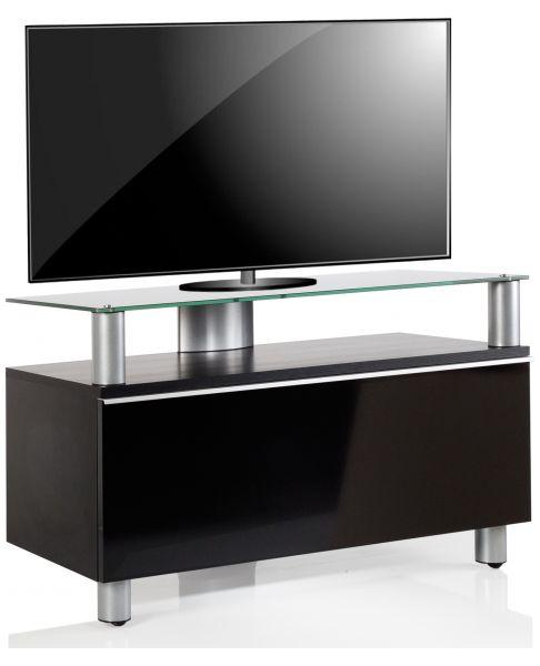 """Premium TV Möbel """"Clano"""" - Schwarz"""