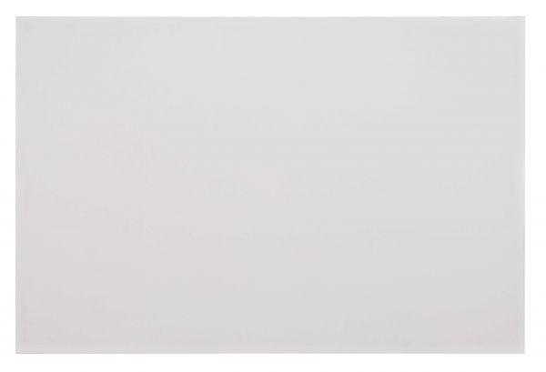 Tischplatte 120x80cm mit Systembohrung für Stützfuß, Grau