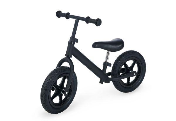 Laufrad `Lee`, schwarz / Silber | Kinderzimmer > Spielzeuge > Kinderfahrräder | Schwarz - Silber | Pinolino