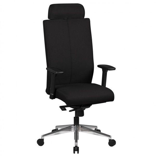 ADRIAN Bürostuhl, Schreibtischstuhl, Schwarz