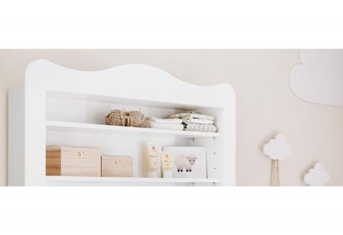 Regalaufsatz Pinolino Kinderzimmer Sparset Florentina breit inkl